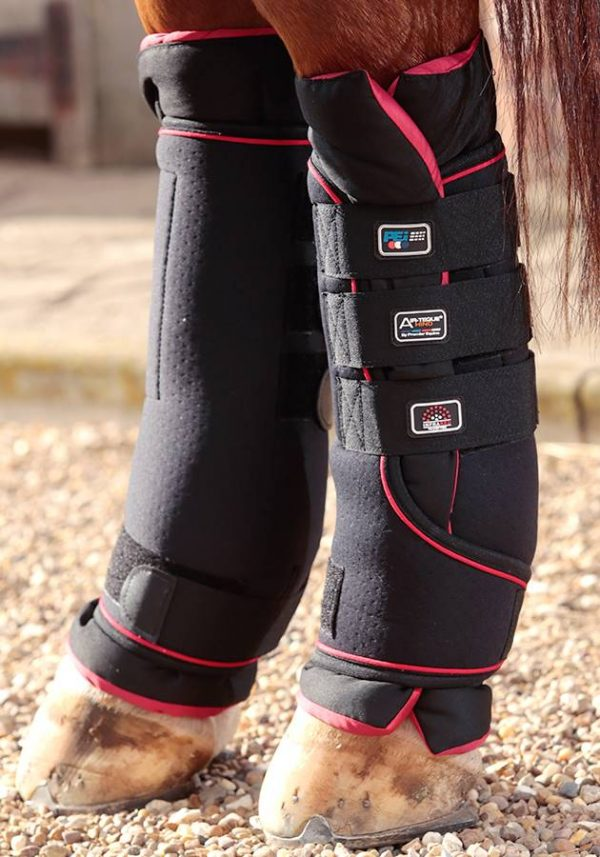Premier Equine Nano Tec Infrared Boot Wraps Hind
