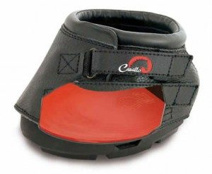 Cavallo Gel Support Pad Fitting