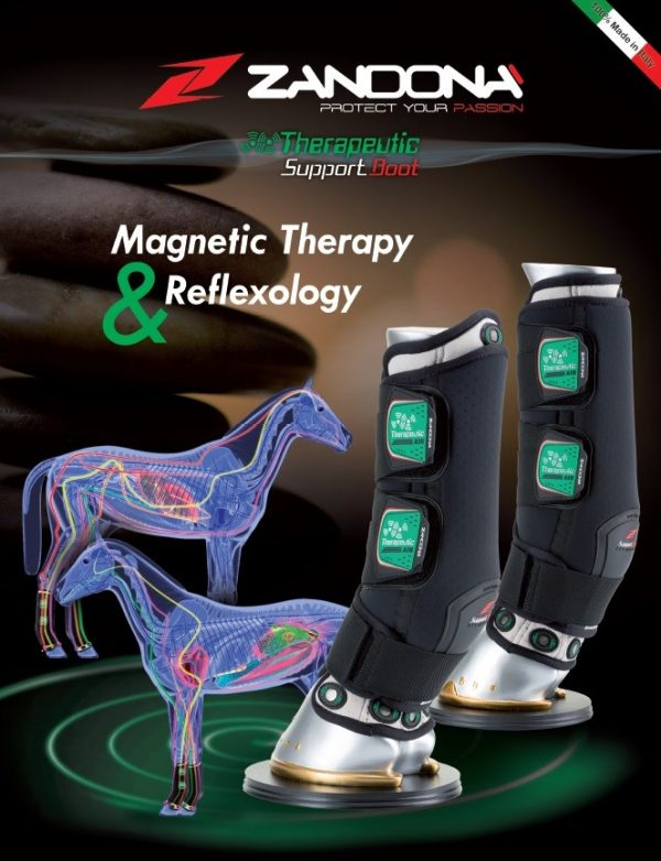 Therapeutic Support Boot Air Front Magnetic