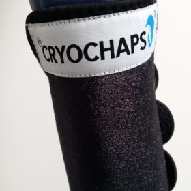 Cryochaps Rear View