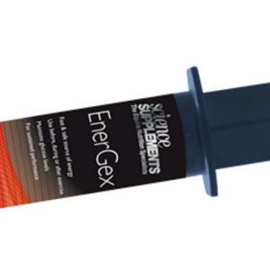 Science Supplements EnerGex Syringe