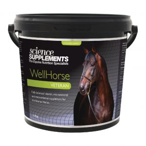 Science Supplements Wellhorse Veteran