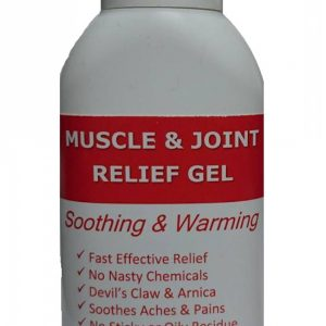 Amberley Aromatics Muscle and Joint Relief Gel