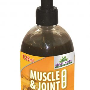 Global Herbs Muscle and Joint Rub