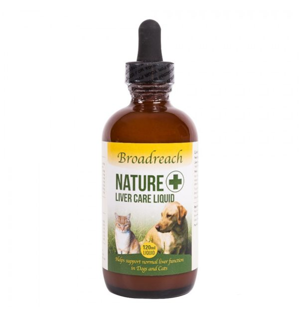 Broadreach Nature+ Liver Care Liquid