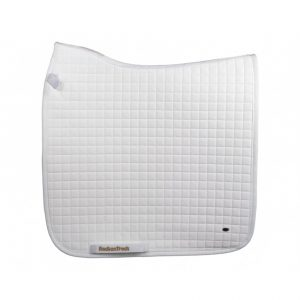 BOT Dressage Pad no II White
