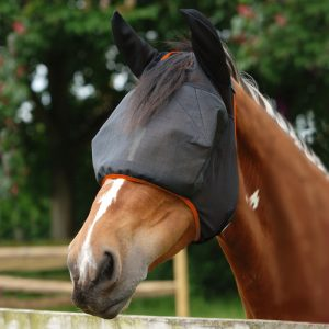 Field Relief Fly Mask Midi With Ears